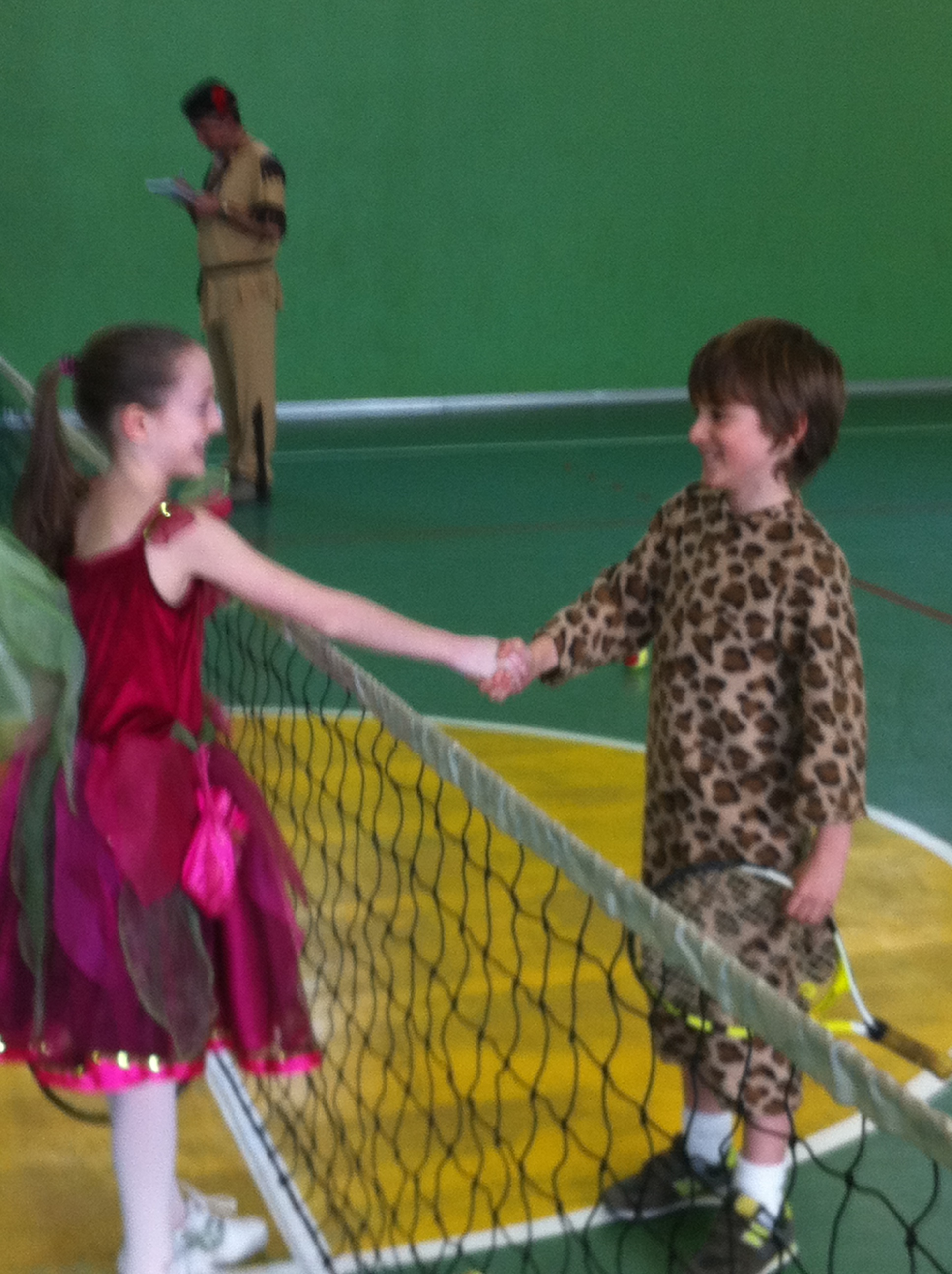 fatina & leopardo