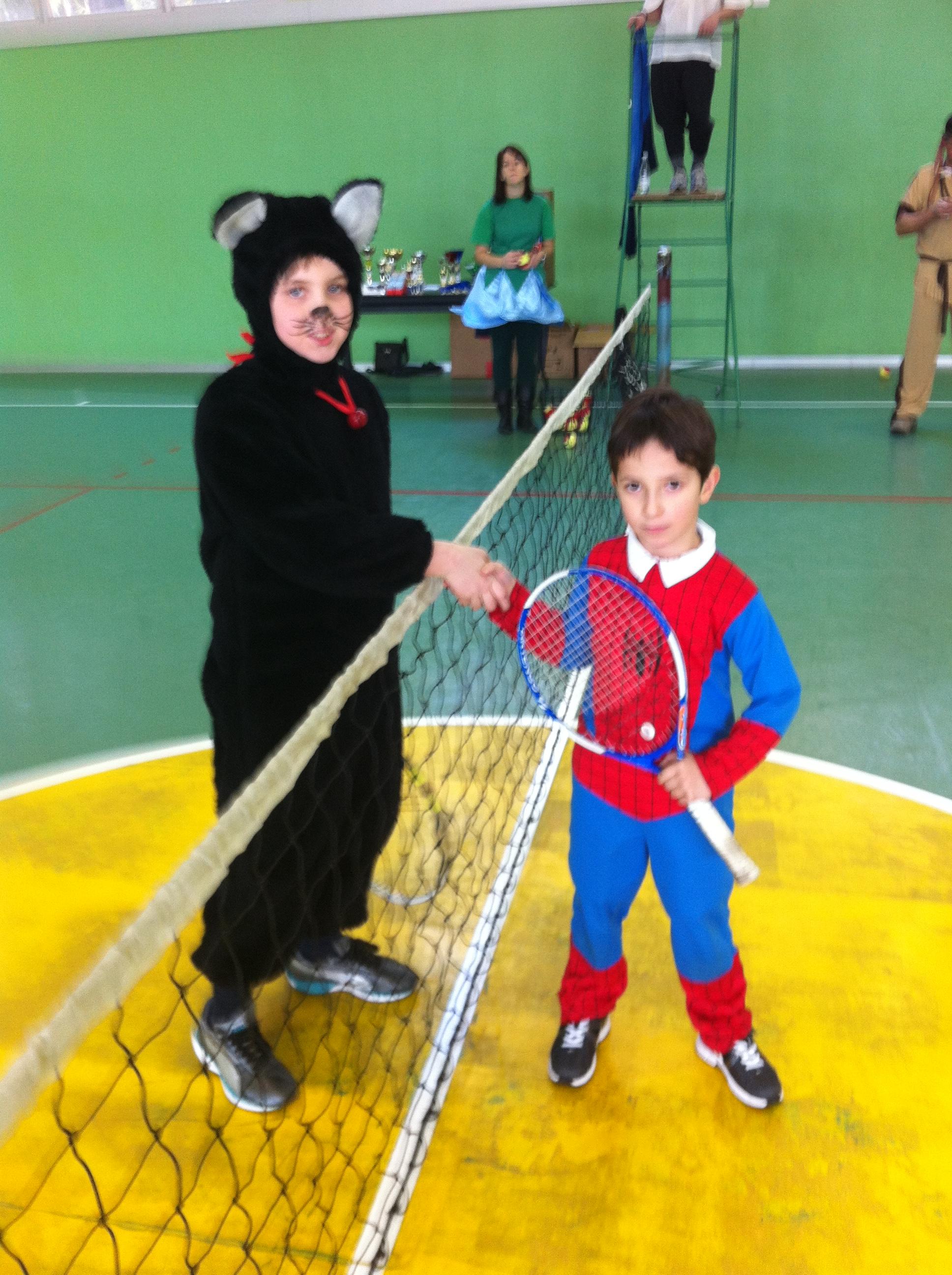 gattone & spiderman