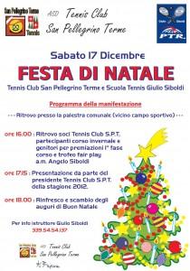 Auguri Di Natale Tennis.Natale 2011 Tennis Club San Pellegrino Terme